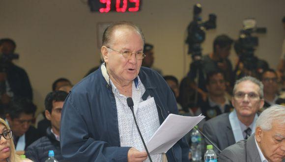 Nava Guibert cumple 36 meses de prisión preventiva por el presunto delito de lavado de activos, en el marco del Caso Odebrecht. (Foto: GEC)