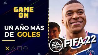 FIFA22: Un año más de emociones, goles y grandes ideas
