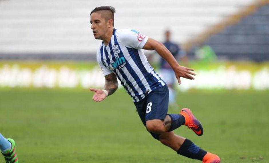 """Alianza Lima: Alejandro Hohberg dice que íntimos """"mejorarán"""" (USI)"""