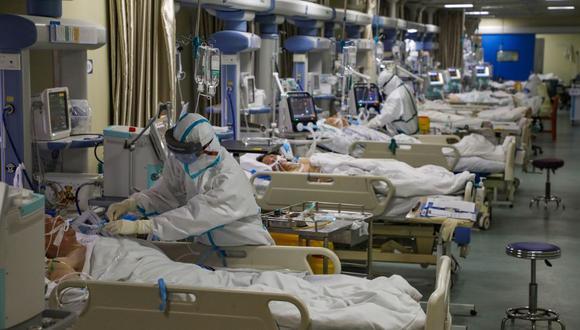 El coronavirus causa ya 1.426 muertos en Hubei, epicentro del brote. (EFE)
