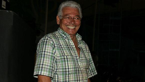 Murió Luis Carrizales Stoll, productor general de 'Nubeluz'. (USI)
