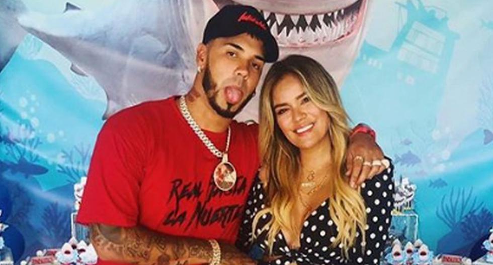 Karol G y Anuel AA ubican su tercera canción consecutiva en la lista Billboard's Hot Latin Songs. (@anuelaa)