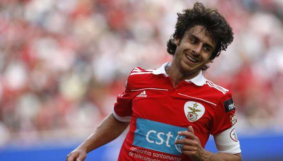 El volante argentino fue una de las grandes figuras del Benfica portugués. (Reuters)