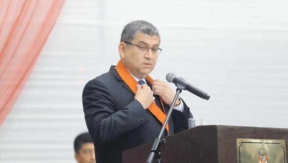 Como se recuerda, Walter Ríos se encuentra detenido luego de que se difundieran diversos audios en los cuales se evidencian presuntos actos de corrupción en el Poder Judicial y el ya desactivado CNM. (Foto: GEC)