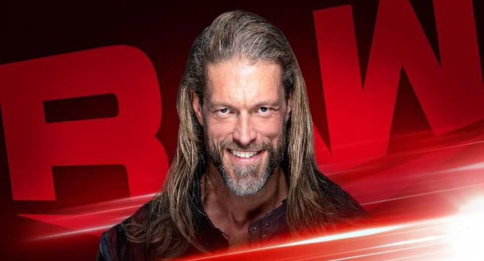 Edge profundizará su rivalidad con Randy Orton en el Monday Night Raw Washington. (Foto: WWE)