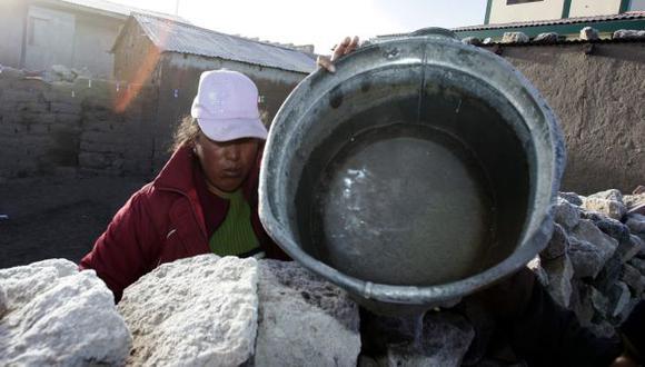 Senamhi pronosticó que bajas temperaturas seguirían hasta hoy en Puno. (USI)