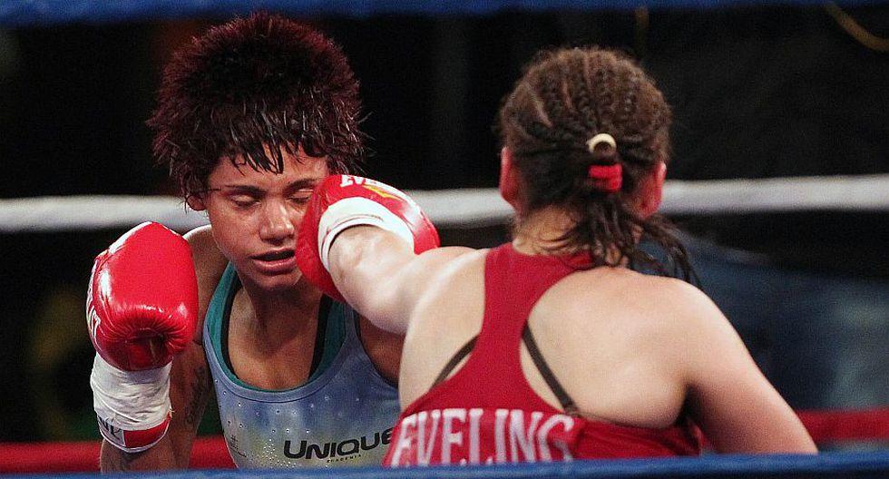 La campeona mundial supermosca de la Asociación Mundial de Boxeo (AMB), Linda Lecca pidió que se le brinde los Laureles Deportivos porque su sueño fue siempre ganar un título para el Perú. (Andina)