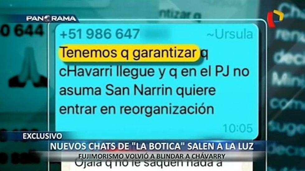 (Captura: Panamericana)