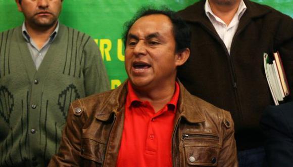 COSECHA TEMPESTADES. Santos sembró la violencia en Cajamarca. ()