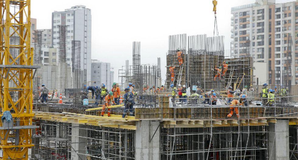 Entre enero y agosto la economía acumuló una expansión del 3.77%. (Foto: USI)