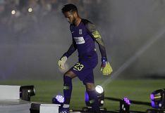 Hinchas de Sporting Cristal le recuerdan a Gallese su escándalo por infidelidad