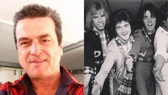 """Les McKeown, que lideró la banda """"Bay City Rollers"""", murió a los 65 años. (Foto: @lesmckeownuk)"""