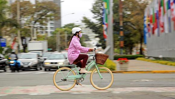 Aniversario de Lima: Celébralo en bicicleta este 16, 17 y 18 de enero(Perú). EFE