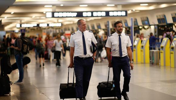 La Universidad Aeronáutica Embry-Riddle buscó evidenciar que la discriminación aún persiste en su sector. (Foto: EFE/ Juan Ignacio Ronconari)