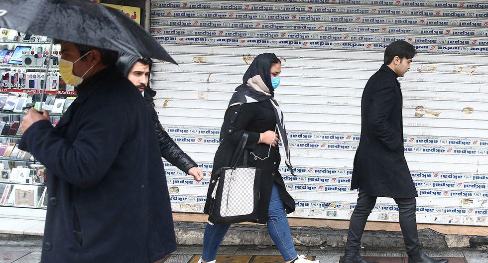 En todo el Medio Oriente dicen que han confirmado casos del coronavirus que se vinculan con Irán, país que durante días negó tener el virus. (Foto: Reuters)