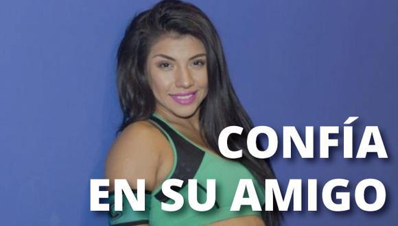 Diana Sánchez asegura que Mario Irivarren está triste por detención de su hermano (Composición)
