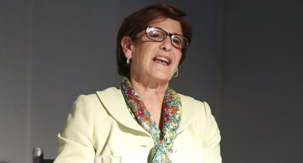 Susana Villarán aún no entrega documentos sobre estudios en Chile. (Perú21)
