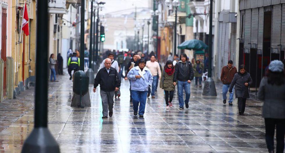 Senamhi anunció que desde este marte incrementará el viento lo que provocará llovizna, neblina y niebla desde Lima hasta Tacna. (Perú21)
