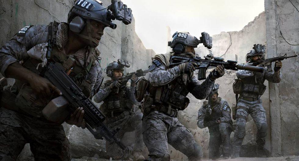 'Call of Duty: Modern  Warfare' llegará a PC, PS4 y Xbox One el próximo 25 de octubre.