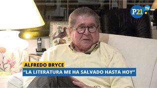 """Alfredo Bryce: """"La literatura me ha salvado hasta hoy"""""""