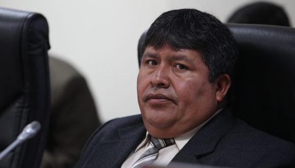 El parlamentario oficialista fue condenado en agosto del 2010. (USI)