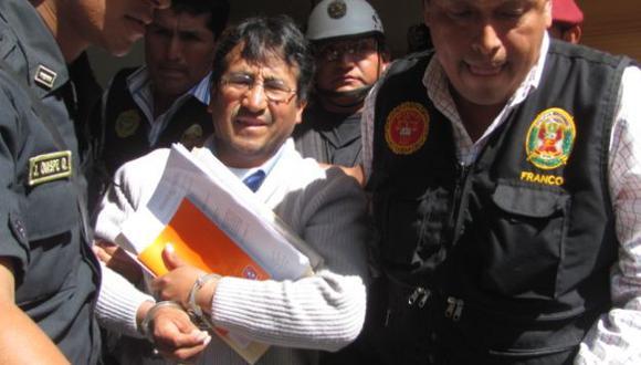 EN ESPERA. Nueva audiencia definirá futuro del alcalde de Espinar. (USI)