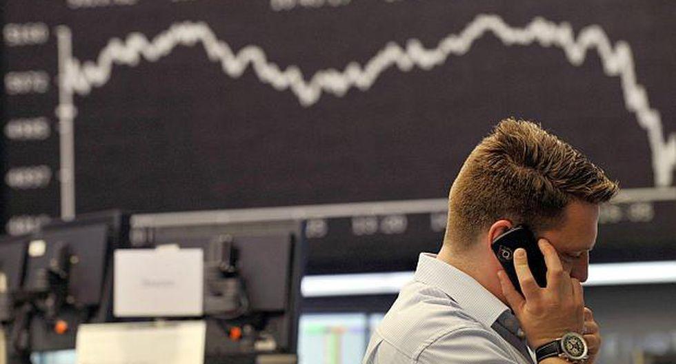 En Frankfurt, el índice DAX 30 avanzó ligeramente 0.04%. (Foto: AFP)