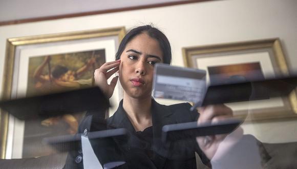 El 51.7% de peruanos mayores de 18 años que trabaja maneja una cuenta de ahorro o sueldo. (Foto: GEC)