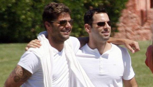 Ricky y Carlos tienen 3 años de relación. (Internet)