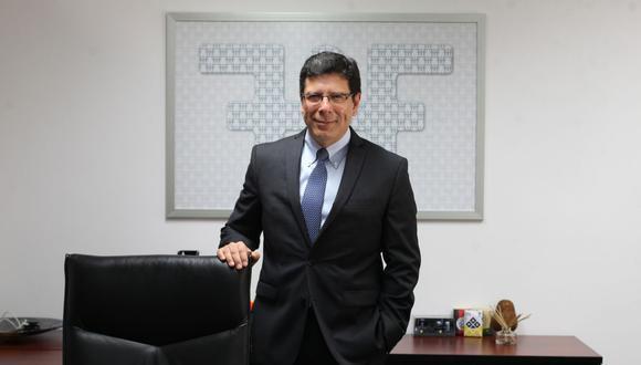 Martín Naranjo, presidente de Asbanc, considera que las subastas de Reactiva Perú son un éxito. (Foto: USI)