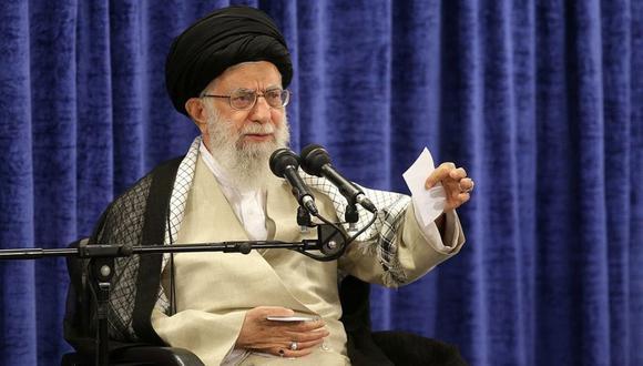 Tensión con Estados Unidos: Líder de Irán amenaza con enriquecerse de uranio para usarlo en armas. (EFE)