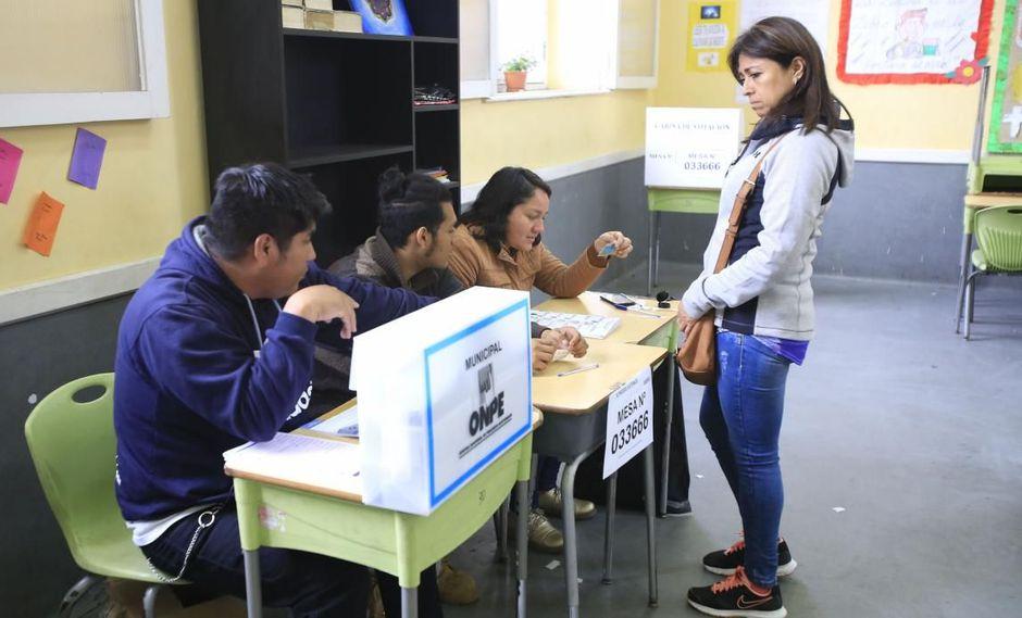 Este 9 de diciembre se llevará a cabo el Referéndum 2018. (Foto: El Comercio)