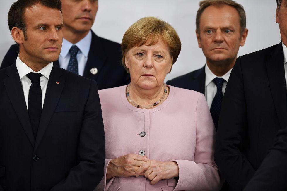 La canciller de Alemania participó de la cumbre del G20 en Osaka, Japón. (Foto: AFP)