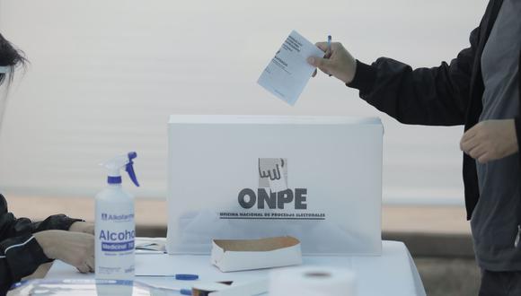 La segunda vuelta electoral se realizó el último domingo 6 de junio. (Foto: GEC)