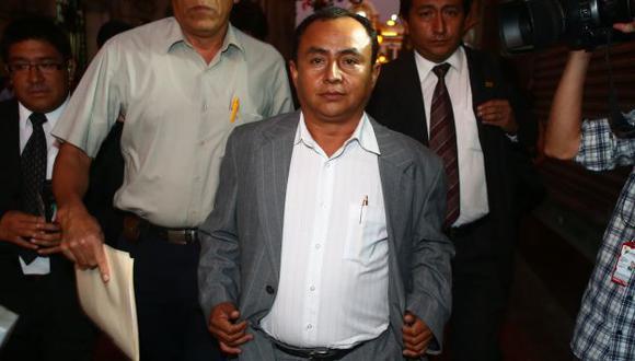 Informe contra gente de Santos en manos de la fiscalía anticorrupción. (Rafael Cornejo)