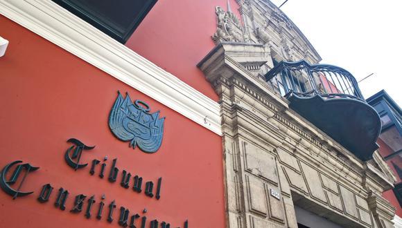 """""""El Poder Judicial decidió acertadamente suspender el concurso de nombramiento de los nuevos magistrados del Tribunal Constitucional ante sus notorias irregularidades"""", sostiene De Belaunde. (Foto: Andina)"""
