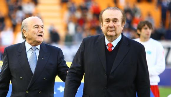 Leoz dijo que hay muchas cosas que no le gusta de Blatter. (Eddy Lozano/Depor)