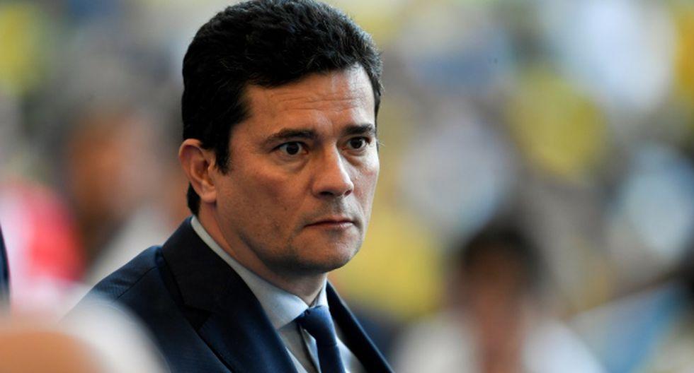 """Sergio Moro ha reiterado en distintas oportunidades que los mensajes obtenidos por The Intercept """"de forma ilegal"""" deberían ser entregados a la Justicia para que verifique si son reales o si han sido editados. (Foto: AFP)"""