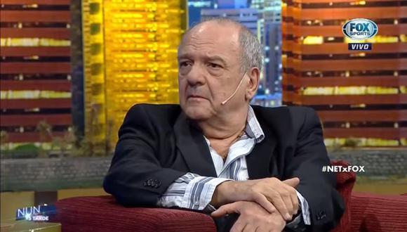 El periodista argentino fue criticado en las redes sociales tras sus declaraciones sobre Guerrero. (Foto: Captura)