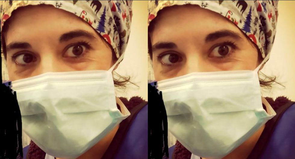 Enfermera italiana se suicida luego de ser infectada de coronavirus y sufrir estrés al combatir la pandemia.