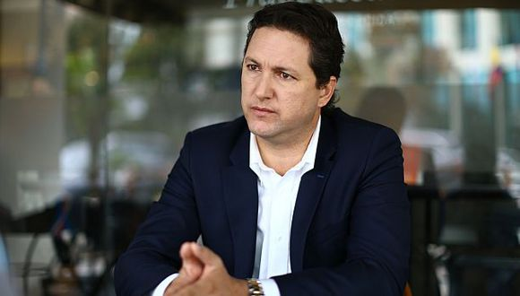 Expresidente del Congreso, Daniel Salaverry, conversó con Perú21 sobre el desistimiento de denuncia que presentó contra el fiscal Pablo Sánchez (GEC).