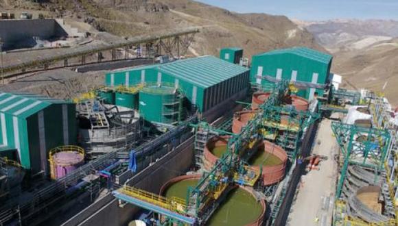 La compañía minera reportó una interrupción de la actividad productiva en Uchucchacua el pasado 9 de enero. (Foto: GEC)