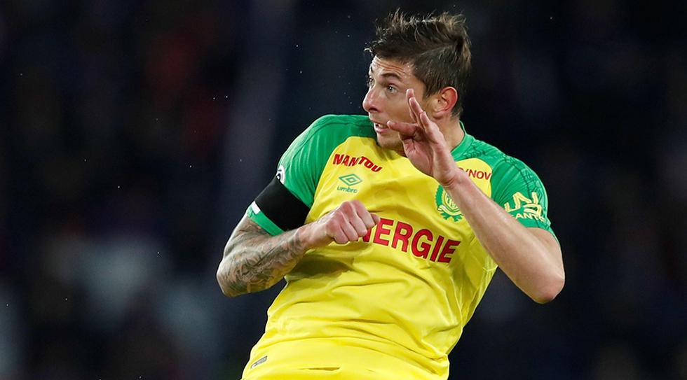 Emiliano Sala lleva tres temporadas en Nantes donde anotó 36 goles en la Ligue 1. (Foto: EFE)