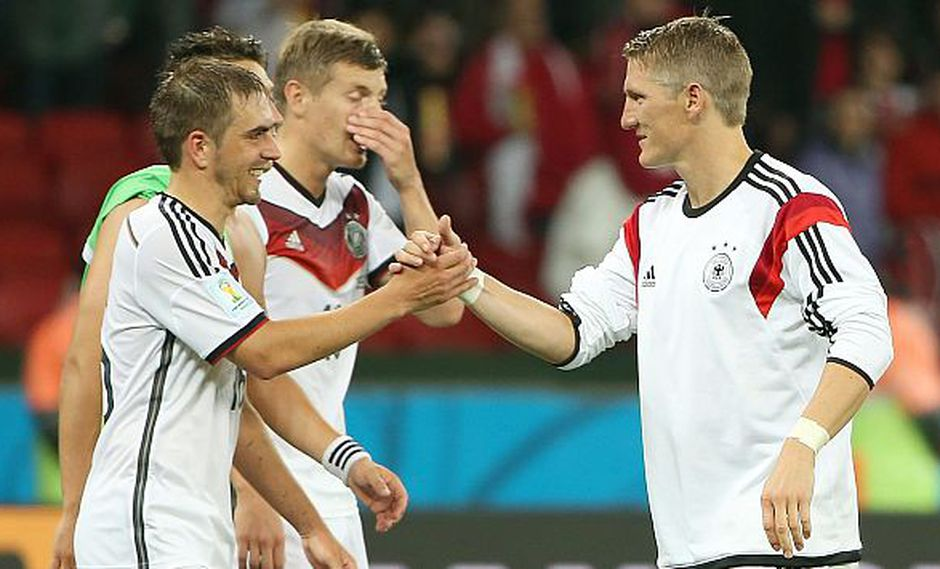 Alemania no sale campeón del mundo desde 1990. (EFE)