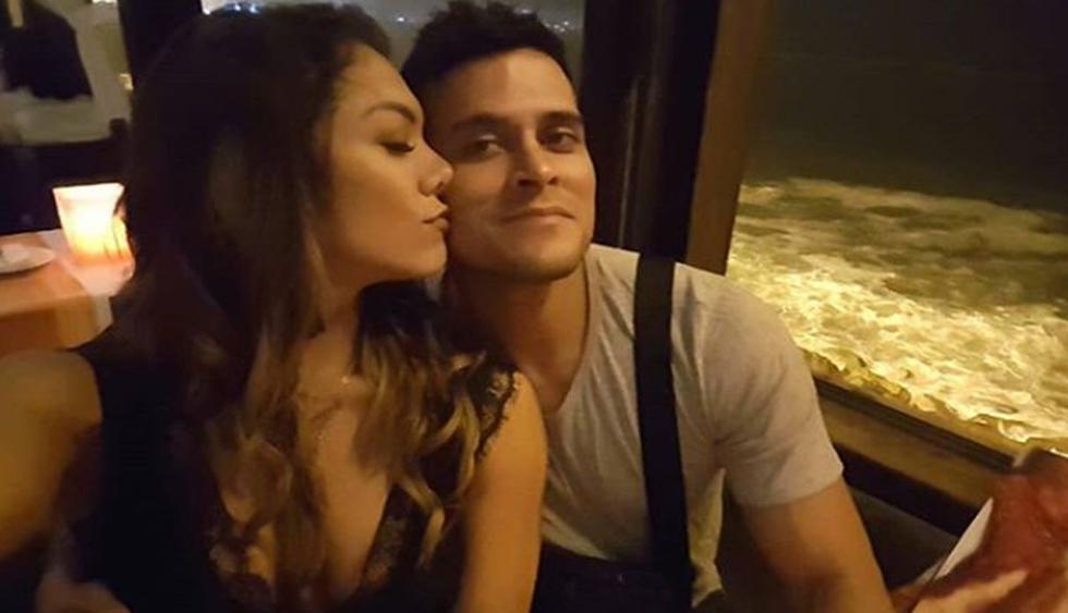 Isabel Acevedo preparó una romántica sorpresa para Christian Domínguez por su cumpleaños. (Instagram)
