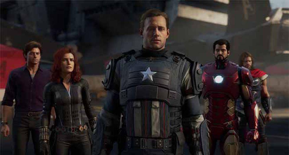 Avengers llegará el 15 de mayo de 2020 a PlayStation 4, Xbox One y PC vía Stadia.