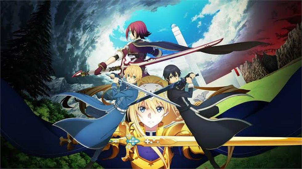 Bandai Namco lanzó 'Sword Art Online: Alicization Lycoris' para PlayStation 4 , Xbox One y PC.