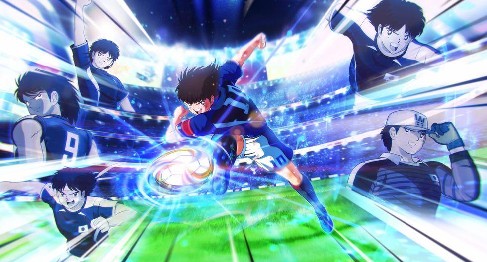 Captain Tsubasa: Rise of New Champions estrenará a lo largo de 2020 para PC, PS4 y Nintendo Switch. (DIfusión)
