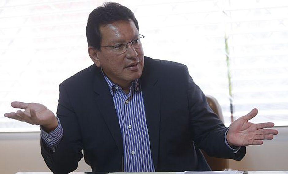 Félix Moreno: Fiscalía Anticorrupción le abrió investigación por obras en la Av. Néstor Gambetta. (Anthony Niño de Guzmán/Perú21)