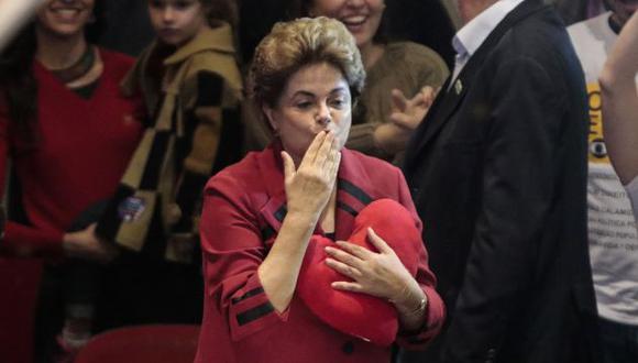 Día clave. Dilma Rousseff dará un discurso de, al menos, media hora. (AFP)
